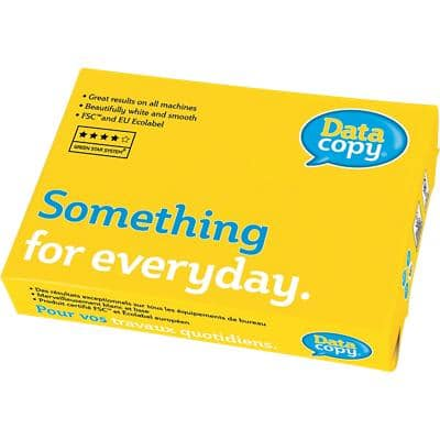 Papier Data Copy Something for Everyday A4 75 g/m² Blanc 500 feuilles
